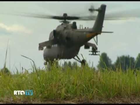 Боевые вертолёты. ВВС РФ