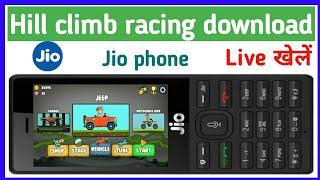 Jio phone me hill climb racing kaise download kare | how to download hill climb racing in jio phone screenshot 3