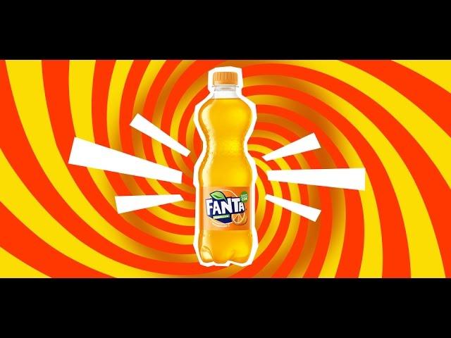 Новый ролик, новая Fanta. #вкусважнеерекламы