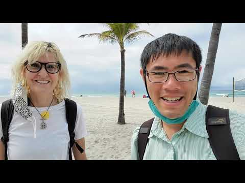 Hollywood, Florida LIVE Exploring with @James and Karla (February 24, 2021)