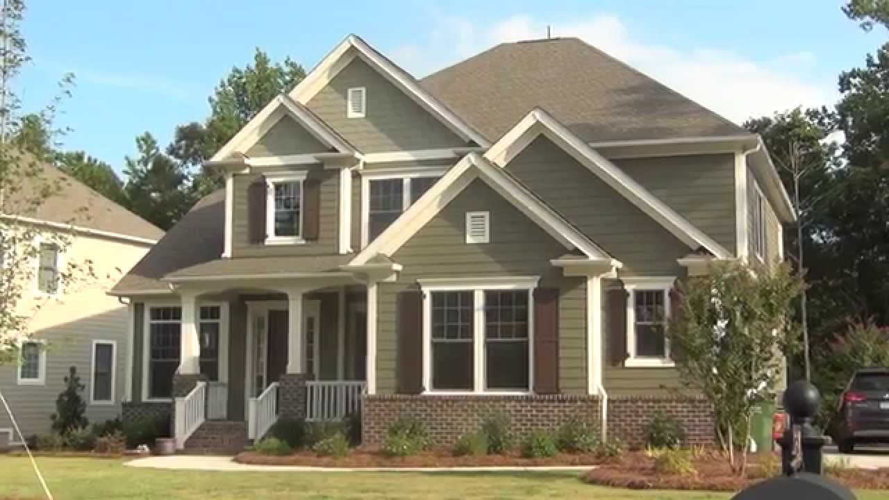 Luxury homes in springfield fort mill sc by david for Fort mill sc home builders