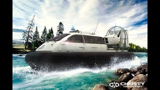 Top 10 Best Hovercraft Adventures for Canada and the USA
