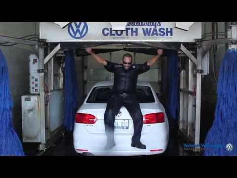 Reason #12 // Our In-House Carwash // Yorkdale Volkswagen
