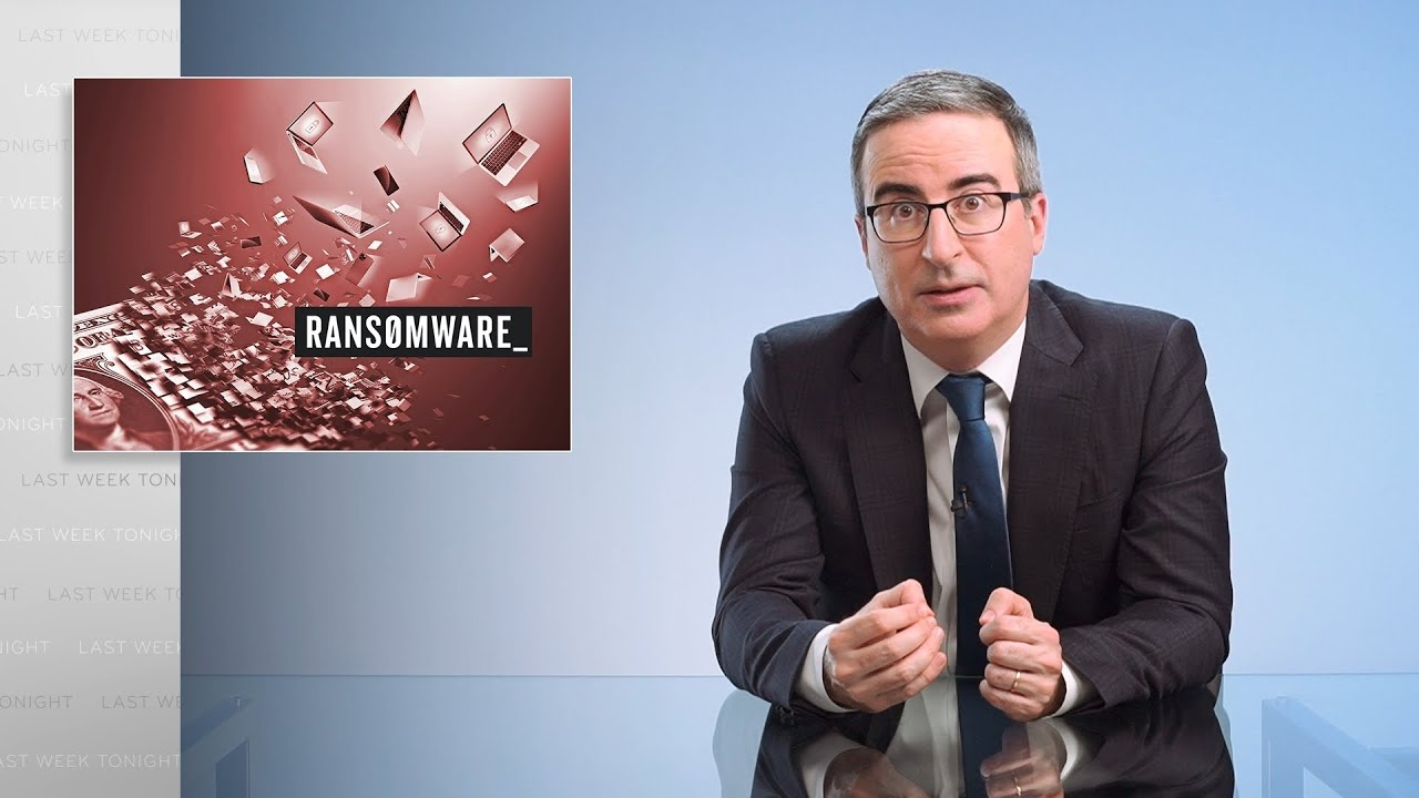 Download Ransomware: Last Week Tonight with John Oliver (HBO)