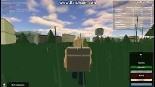 Roblox DeadZone parte 1 obtendo Runover