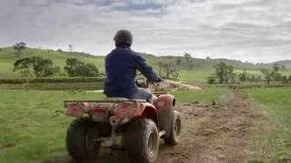Farm Safety campaign - Quad bikes can take your breath away 45 sec TVC - September 2016