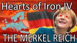 Hearts Of Iron 4 Modern Day - MERKEL S INVASION