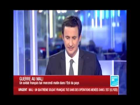 Guerre au Mali: L'Elisee annonce la mort d'un 4eme soldat français