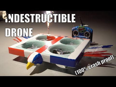 Drone proof Battle DRONE (droneclash)