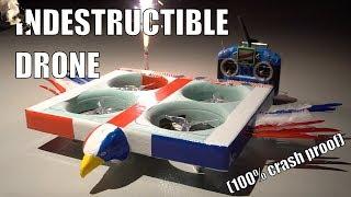 Drone proof Battle DRONE (droneclash)