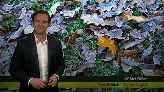 Friday morning Scotland forecast 08/11/19