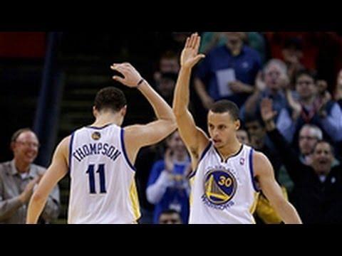 Like Father, Like Son: Curry & Thompson's...