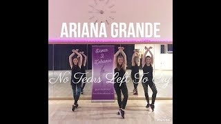 Ariana Grande - 'No Tears Left to Cry' Dance Fitness Routine || Dance 2 Enhance