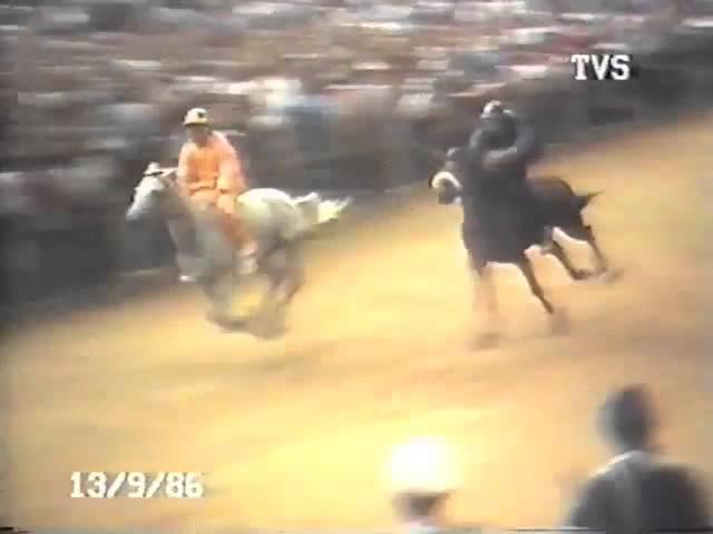 Palio 13 settembre 1986