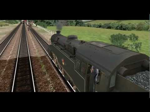 Railworks 3 - The Maritime line - Falmouth branch