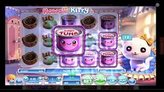 FUN CLUB casino REVIEW online slots    KAWAII KITTY    #SlotsForThePlayers