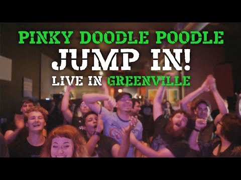 "[LIVE] PINKY DOODLE POODLE - ""JUMP IN!"" at Radio Room in Greenville,SC - Sep 1st 2017"