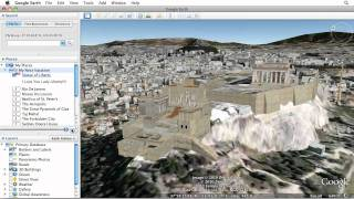 learn google earth placemarks and tours
