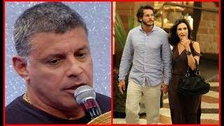🔴Alexandre Frota diz que namorado de Fátima Bernardes vai levá la para morar em 'assentamento sem..