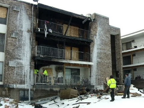 Fire Displaces Families From Plymouth Apartments