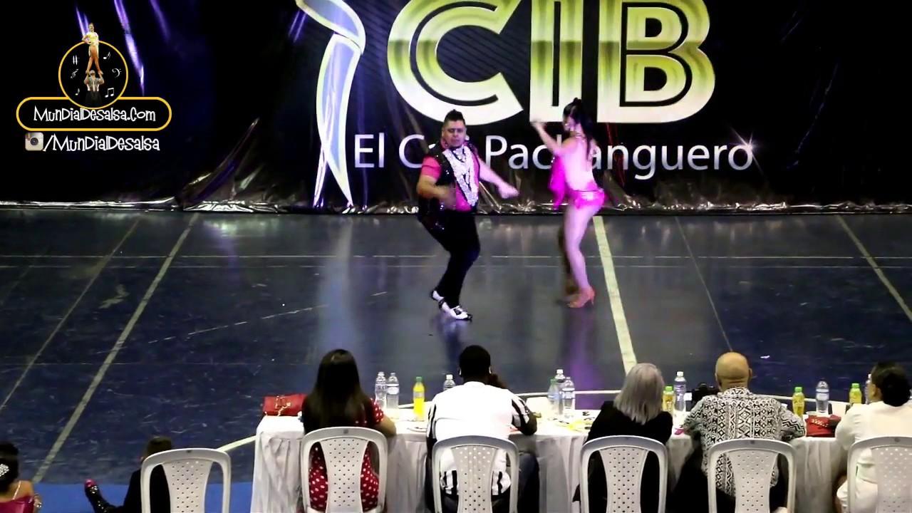 Maira Campo y Jeison Martinez