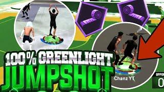BEST GREENLIGHT JUMPSHOT AFTER PATCH 8! | NEVER MISS A SHOT …