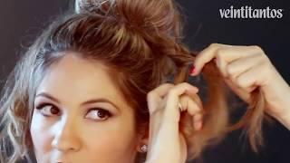 Peinados sencillos para verte muy bonita en otoño-invierno #Tutorial20s
