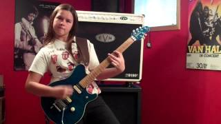 Ruby-Rhythm Guitar-The Kid Mitchell Band-I Love Rock N