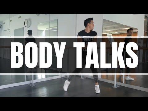 Body Talks By The Struts Ft. Kesha - Choreography By Poppy - Dance & Fitness - Zumba