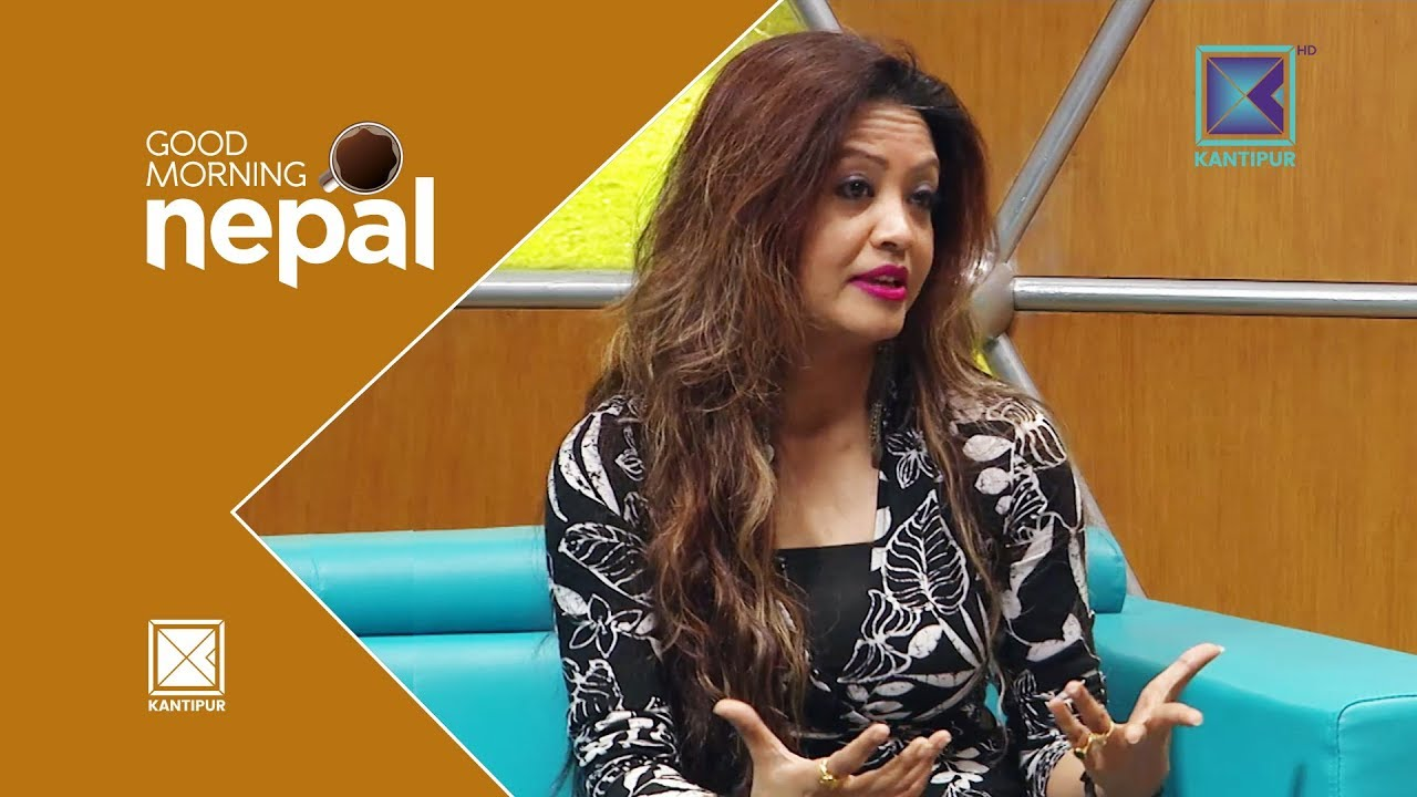 Download Shivani Singh Tharu    Kathmandu Maa Ek Din - Good Morning Nepal   10 April 2018