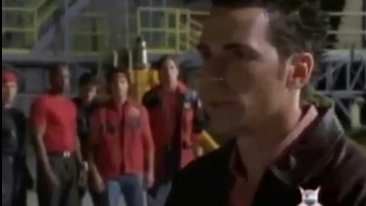 Download O encontro dos Rangers Vermelhos Dublado | Power Rangers Força Animal
