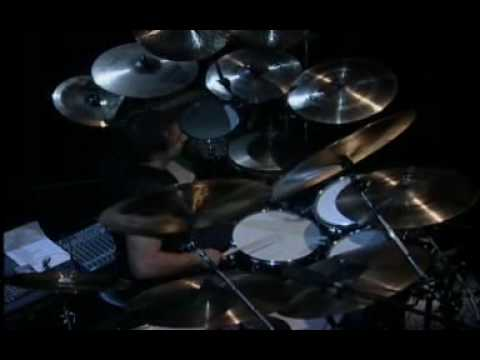 Virgil Donati - Live w/ Steve Vai