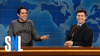 Weekend Update: Pete Davidson on Transgender Rights - SNL