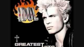Billy Idol - Mony Mony (lyrics)