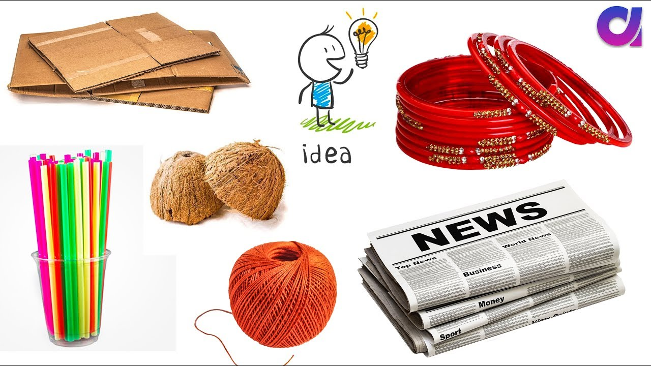 17 new reuse ideas you must try best out of waste for Best out of waste ideas for class 5 in craft