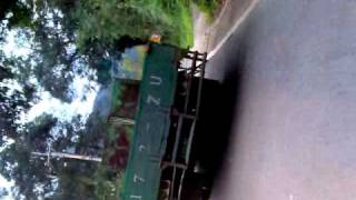 PGO-TIGRA山道路試in北宜3(坪林回程)