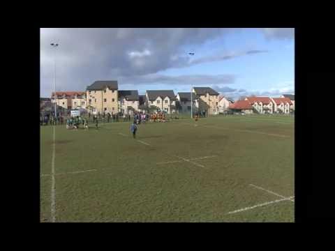 National U16 Bowl Final Feb 2014 Boroughmuir vs West of Scotland