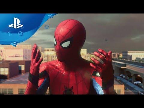 PlayStation VR - Spider-Man: Homecoming - Virtual Reality Experience