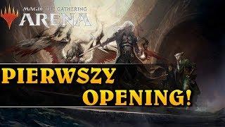 PIERWSZY OPENING - Magic The Gathering: Arena