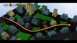 ГНБ. Технология горизонтально направленного бурения (анимация 1)(Оказываем профессиональные услуги по горизонтально направленному бурению по всей России. От 1250 р./п.м. Прод..., 2015-02-12T18:51:23.000Z)