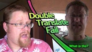 Double Translate Fail - Football