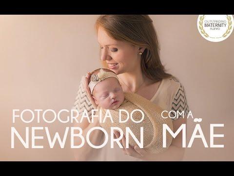 LIVE | FOTOGRAFIA DO NEWBORN COM A MÃE: COMO GERAR FOTOS ESPONTÂNEAS E MAIS IMPACTANTES