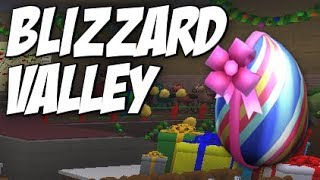 ROBLOX EGG HUNT 2018 | All The Eggs In Blizzard Valley