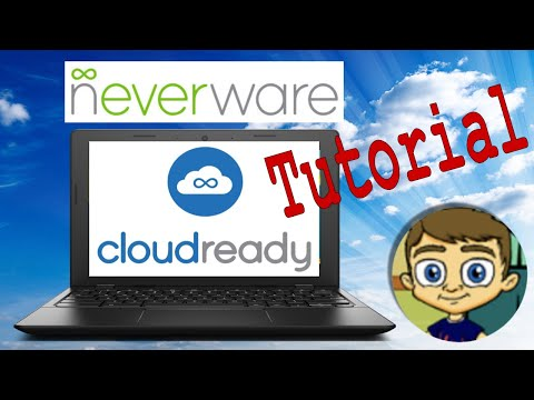 Convert Old Laptop to a Fast Chromebook CloudReady Neverware