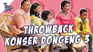 The Baldys - Throwback KD3 Jakarta
