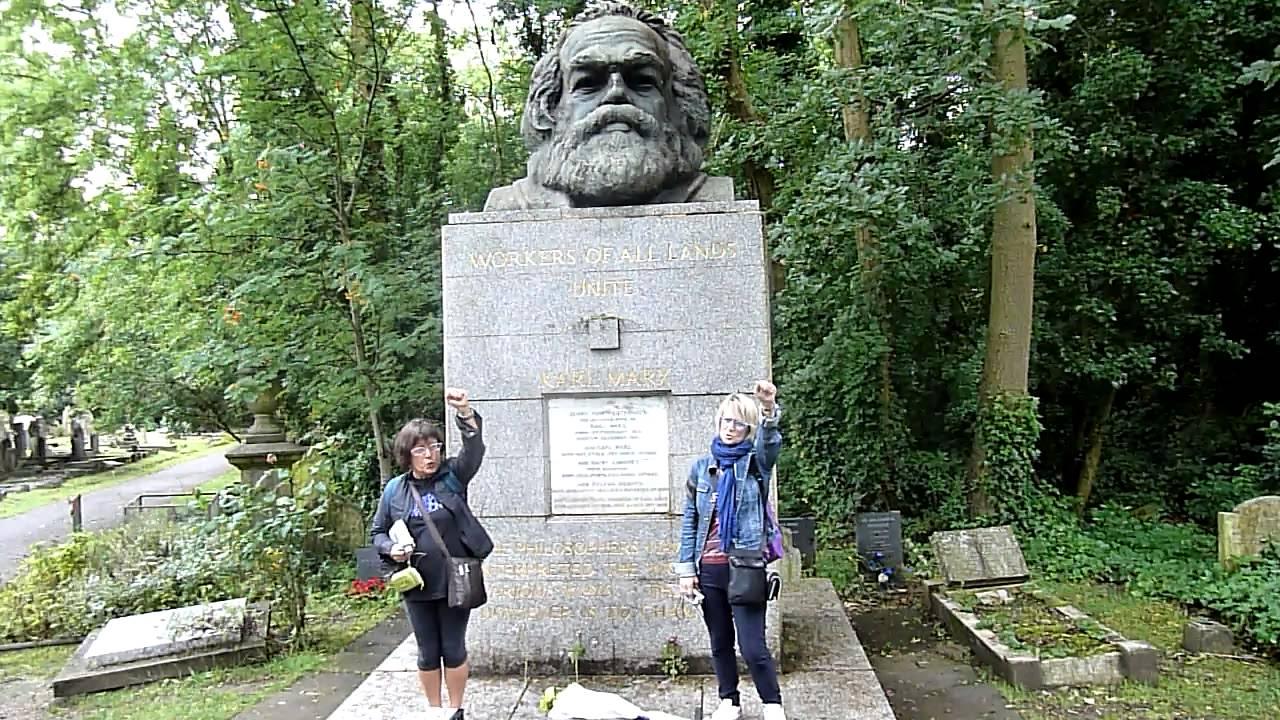 Marx in London