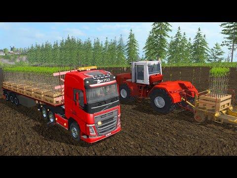 FARMING SIMULATOR 2017 Game Videos