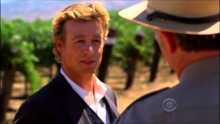 The Mentalist/Red Hair and Silver Tape - Rock, Paper, Scissors