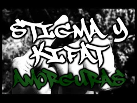 Stigma y Kifat - Amorguras | Momento de ocio - Letra