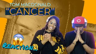 """FIRST TIME HEARING TOM MACDONALD """"CANCER"""" REACTION  A FIGHT WORTH FIGHTING FOR.. 💯🙏🏾"""